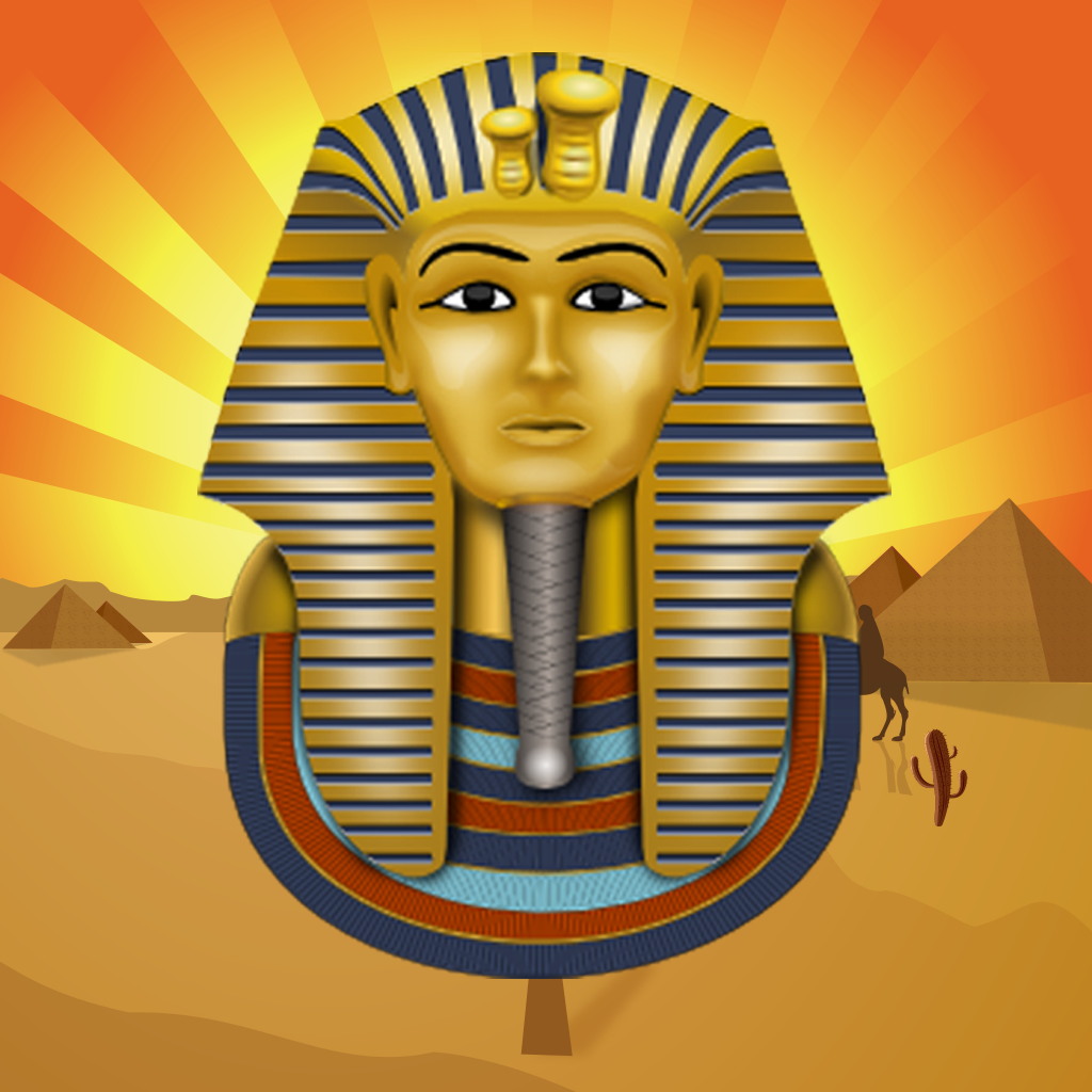 Ancient Pharaoh's Cryptic  - Super Fun Match 3 Puzzle Game with Friends Free