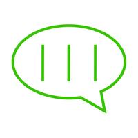 タテL - LINE(ライン)へ縦書きメッセージを送ろう!